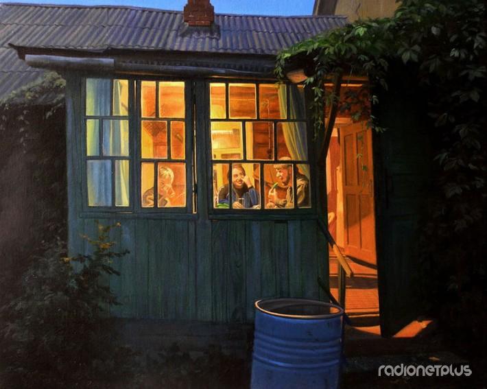 московский дворик знакомства москва