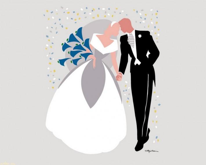 Ty Wilson, свадьба
