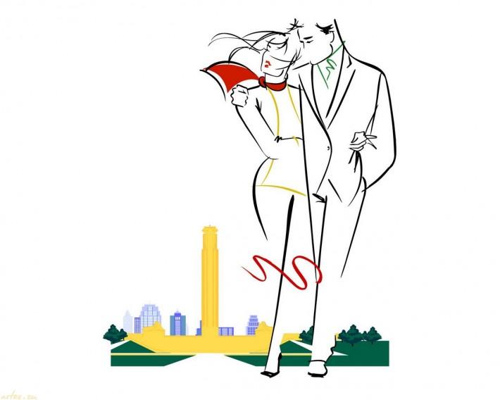 Ty Wilson, романтическое путешествие, влюбленные
