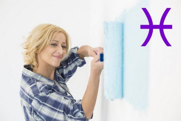Как знаки Зодиака делают ремонт