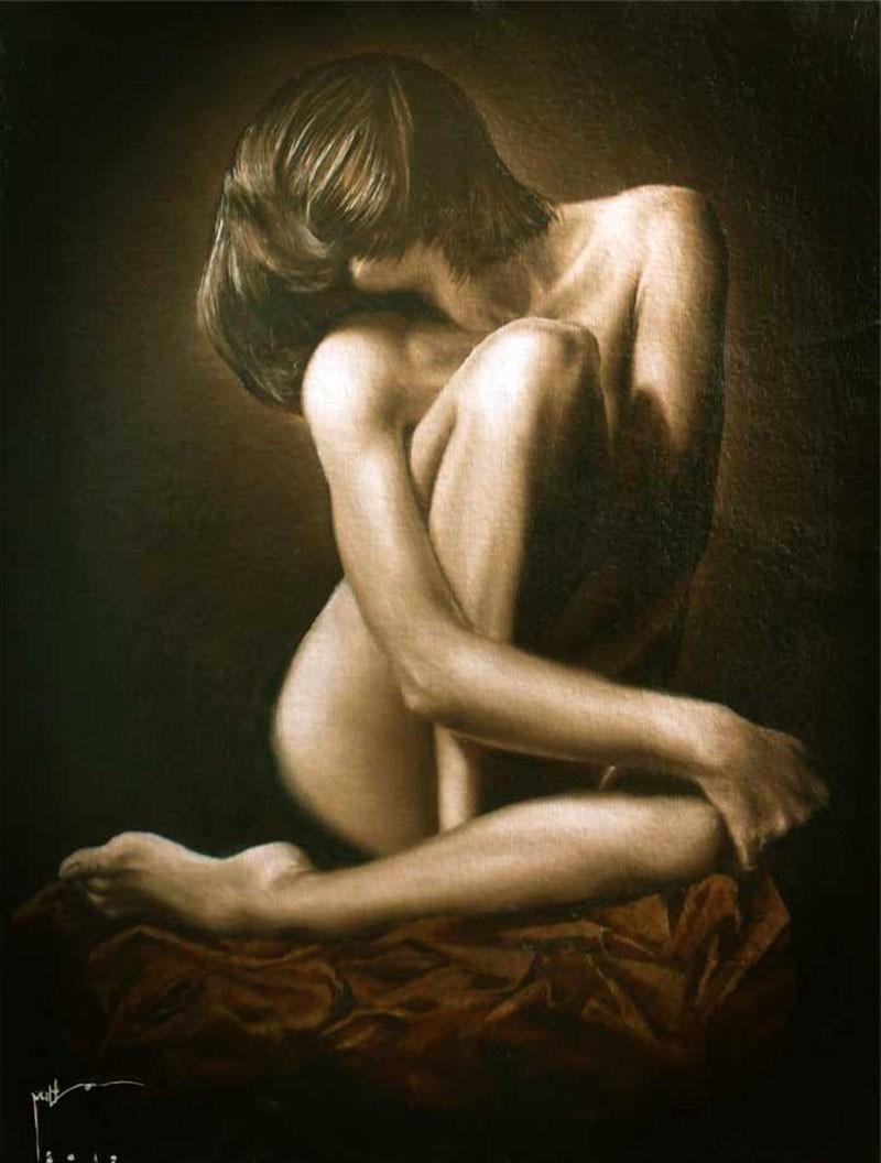 эротика в художественной фотографии