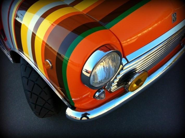 Что о Вас расскажет цвет вашего автомобиля