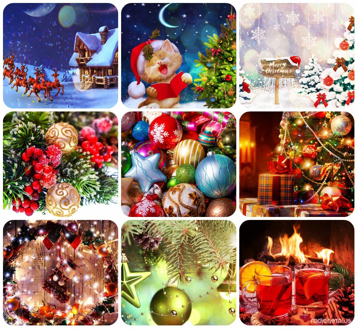Эротические новогодние обои на рабочий стол — 4