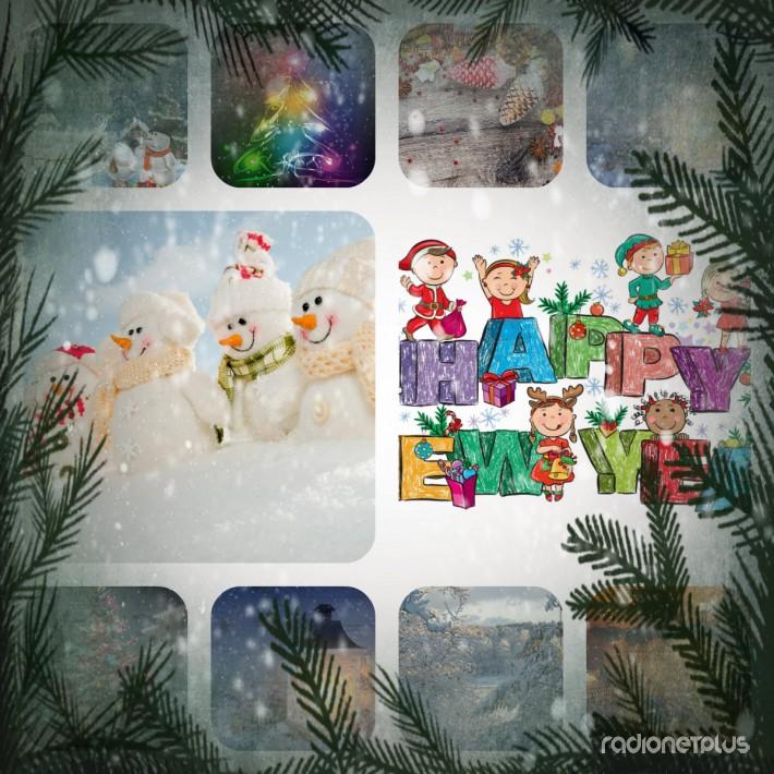 Зимние новогодние обои