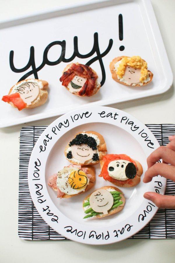 блюда для детей инстаграм
