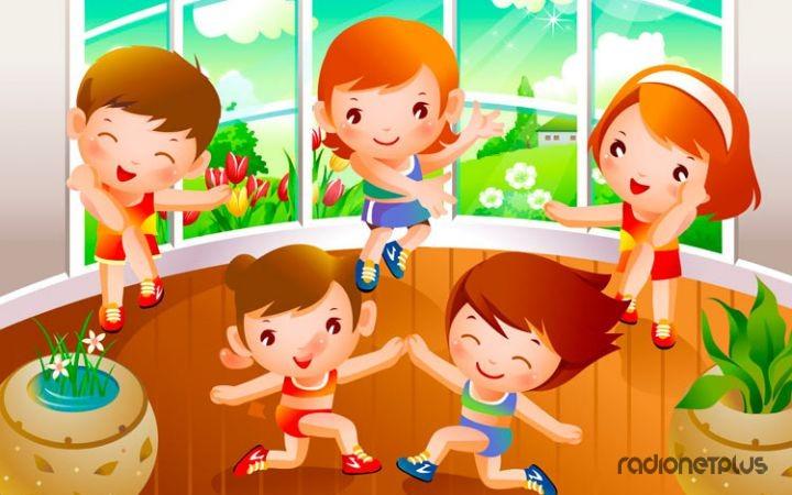 упражнение для знакомства в тренинге для детей