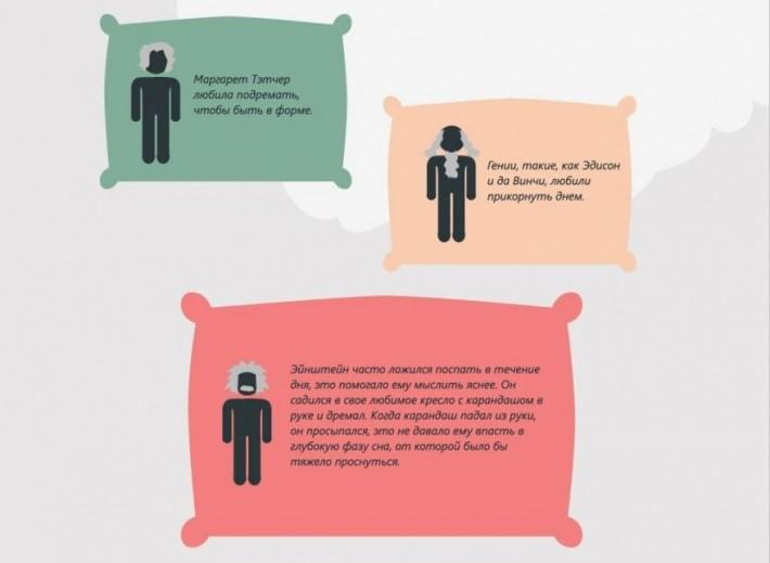 Любопытные факты о дневном сне