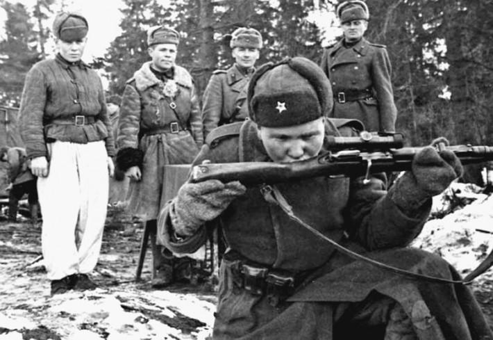 Великая отечественная война: Невский пятачок (фото + текст)