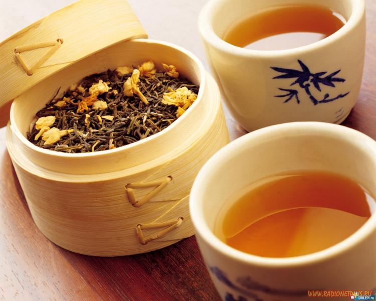 Чай для пользы и удовольствия