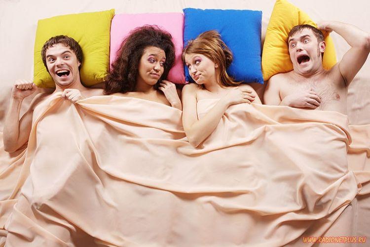 Для молодого и здорового мужчины есть много способов проснуться.